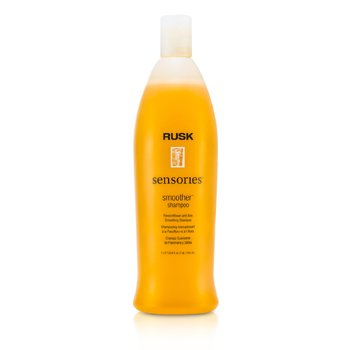 Rusk Sensories Smoother Passionflower and Aloe Smoothing Shampoo  1000ml/33.8oz
