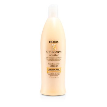 Rusk Sensories Smoother Passionflower and Aloe Smoothing Leave-In Conditioner  1000ml/33.8oz