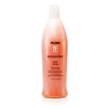 RuskSensories Pure Mandarin and Jasmine Vibrant Color Shampoo 1000ml/33.8oz