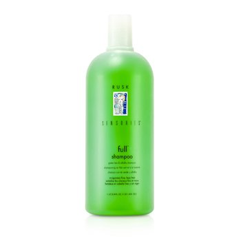 RuskSensories Full Green Tea and Alfalfa Bodifying Shampoo 1000ml/33.8oz