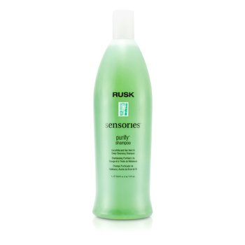 RuskSensories Purify Cucurbita and Tea Tree Oil Deep Cleansing Shampoo 1000ml/33.8oz
