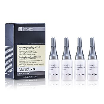 MuradIntensive Resurfacing Peel 4x5ml/0.17oz