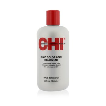 CHI Ionic Color Lock Treatment  355ml/12oz