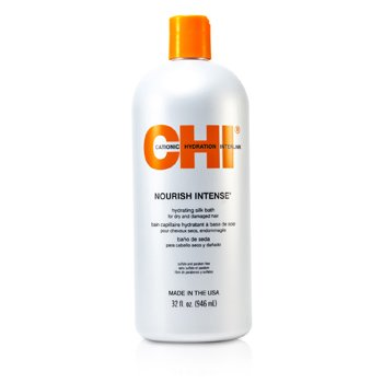 CHINourish Intense Hydrating Silk Bath (For Dry & Damaged Hair) 950ml/32oz