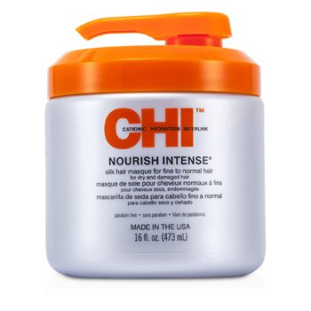 CHINourish Intense Silk Hair Masque (For Fine Hair) 450ml/16oz