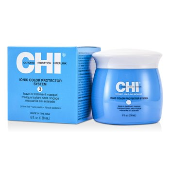 CHIIonic Color Protector System 3 Leave In Treatment Masque 150ml/6oz