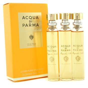Acqua Di ParmaMagnolia Nobile Leather Purse Spray Refills Eau De Parfum 3x20ml