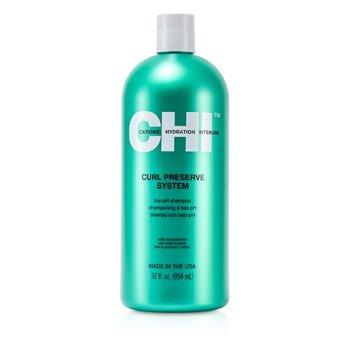 CHI Curl Preserve System Low PH Shampoo 950ml/32oz