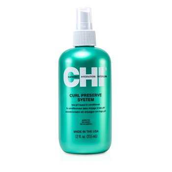CHICurl Preserve System Low PH Leave In Conditioner 350ml/12oz