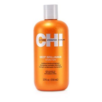 CHI Deep Brilliance Hydration Moisture Binding Shampoo  350ml/12oz
