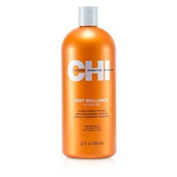 CHI Deep Brilliance Hydration Moisture Binding Shampoo  950ml/32oz
