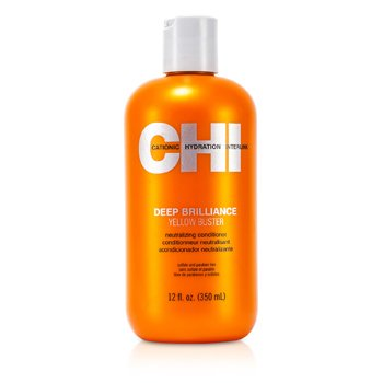 CHIDeep Brilliance Yellow Buster Neutralizing Conditioner 350ml/12oz