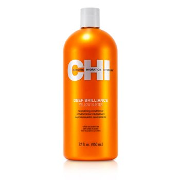 CHIDeep Brilliance Yellow Buster Neutralizing Conditioner 950ml/32oz