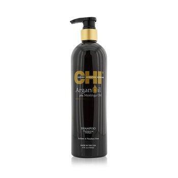 CHI Argan Oil Plus Moringa Oil Shampoo  739ml/25oz