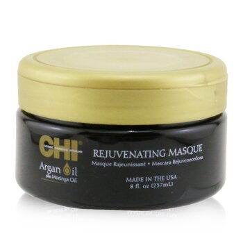 CHIArgan Oil Plus Moringa Oil Rejuvenating Masque 237ml/8oz