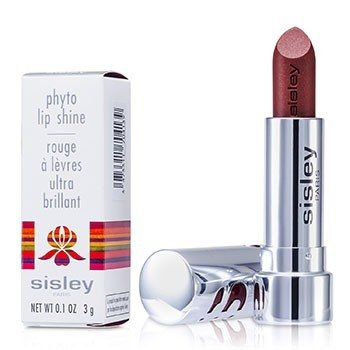 Sisley Phyto Lip Shine Ultra Shining Lipstick - # 13 Sheer Beige  3g/0.1oz