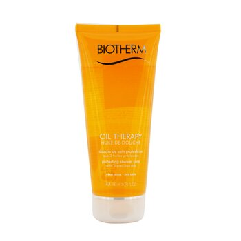 Biotherm Oil Therapy Aceite de Ducha  200ml/6.76oz