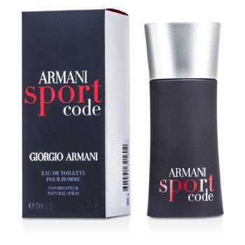 Giorgio ArmaniArmani Code Sport Eau De Toilette Spray 50ml/1.7oz