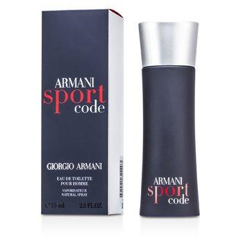 Giorgio ArmaniArmani Code Sport Eau De Toilette Spray 75ml/2.5oz