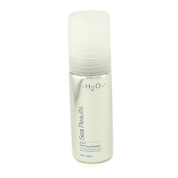 H2O+Sea Results 3 in 1 Foaming Cleanser 150ml/5oz