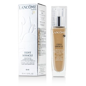 LancomeTeint Miracle Natural Light Creator - # O-01  (Shades And Texture Designed For Asian Skin) 30ml/1oz