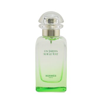 Hermes Un Jardin Sur Le Toit  Agua de Colonia Vaporizador  50ml/1.6oz