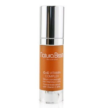 Natura BisseC+C Vitamin Complex Concentrate Serum 30ml/1oz