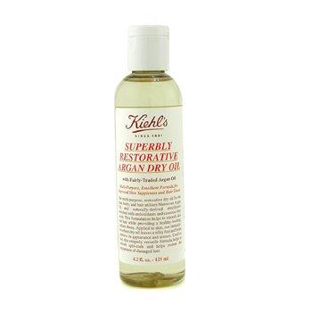 Kiehl'sSuperbly Restorative Argan Dry Aceite Restaurador 125ml/4.2oz