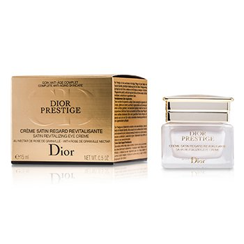 Christian DiorPrestige Satin Crema Revitalizante de Ojos 15ml/0.5oz