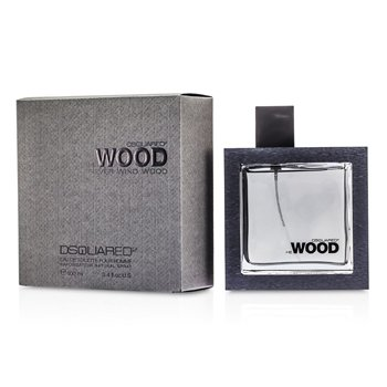 Dsquared2He Wood Silver Wind Wood Eau De Toilette Spray 100ml/3.4oz
