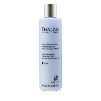 ThalgoPure Freshness Cleansing Milk (Normal or Combination Skin) 250ml/8.45oz