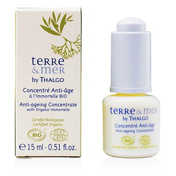 Thalgo Anti-Aging Concentrate With Organic Immortelle 15ml/0.51oz