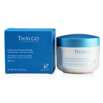 ThalgoIntensive Nutrition Cream (For Dry Skin) 200ml/6.76oz