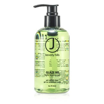 J Beverly Hills Glaze Me Light Styling Gel  250ml/8oz