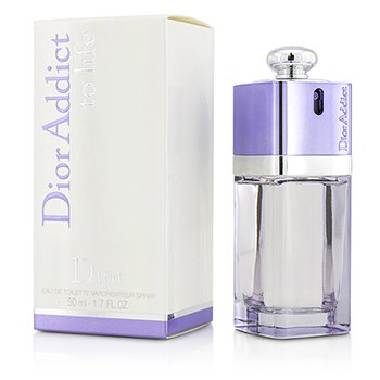 Christian Dior Addict To Life Eau De Toilette Spray 50ml/1.7oz