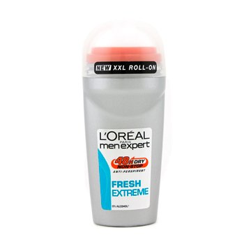 L'Oreal Men Expert Fresh Extreme Desodorante Rollon  50ml/1.7oz
