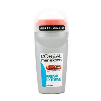 L'OrealMen Expert Fresh Extreme Deodorant cu Bil� 50ml/1.7oz