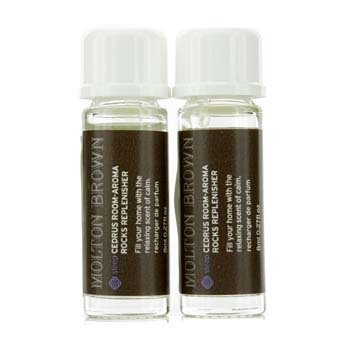 Molton BrownSleep - Cedrus Room Aroma Rocks Voluminizador 2x8ml/0.27oz