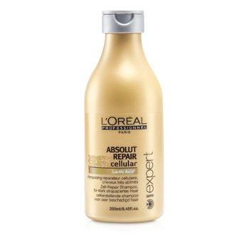 L'Oreal Shampoo Professionnel Expert Serie - Absolut Repair Cellular  250ml/8.45oz