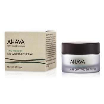 AhavaTime To Smooth Age Control Crema Antienvejecimiento de Ojos 15ml/0.5oz