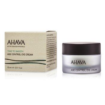 Ahava Time To Smooth Age Control Crema Antienvejecimiento de Ojos  15ml/0.5oz