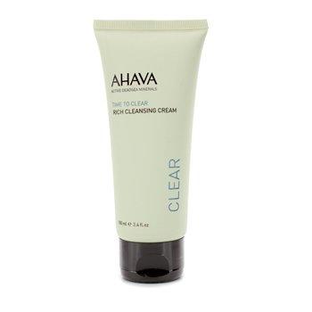 AhavaTime To Clear Rich Cleansing Cream 100ml/3.4oz