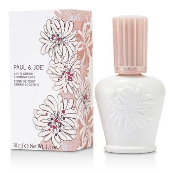 Paul & Joe Light Cream Foundation S - # 60 (Spice)  30ml/1.1oz