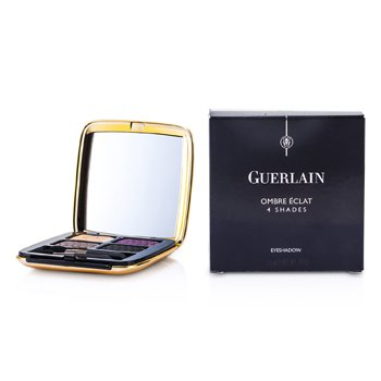 Guerlain Ombre Eclat 4 Shades Eyeshadow - #410  Velours D'or  7.2ml/0.24oz