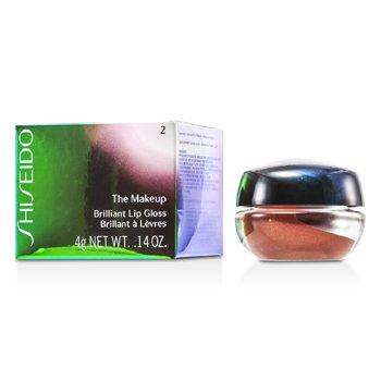 Lip ColorThe Makeup Brillant Lip Gloss - # 2 Brown Opal 4g/0.14oz