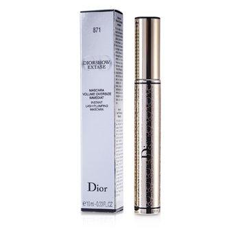 Christian Dior DiorShow Extase Mascara Tăng Cường Mi Tức Thời - # 871 Plum Extase  10ml/0.33oz