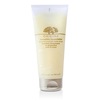 OriginsIncredible Spreadable Smoothing Ginger Body Scrub 200ml/6.7oz