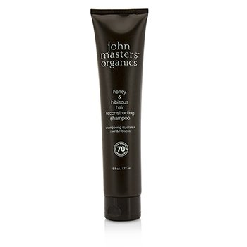 John Masters Organics Honey & Hibiscus Hair Reconstructor Shampoo  177ml/6oz