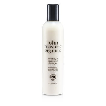 John Masters OrganicsDesenredante de Romero y Menta 236ml/8oz