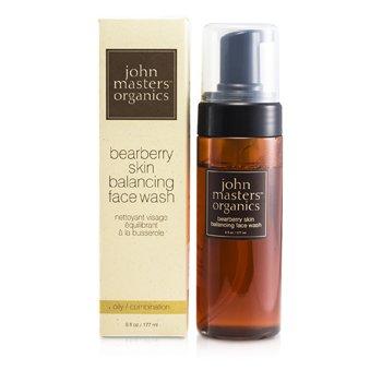 John Masters Organics Bearberry Jab�n Facial Balanceador de Piel Grasa (Para Piel Grasa/Mixta)  177ml/6oz